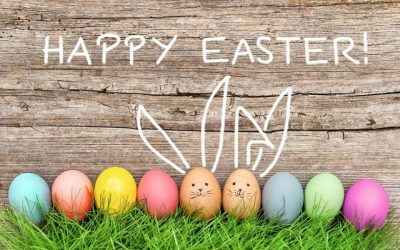 Easter Newsletter 1st April 2021