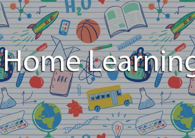Home learning 29th June