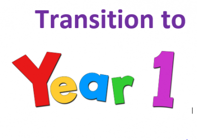 Transition to Year 1 Activities