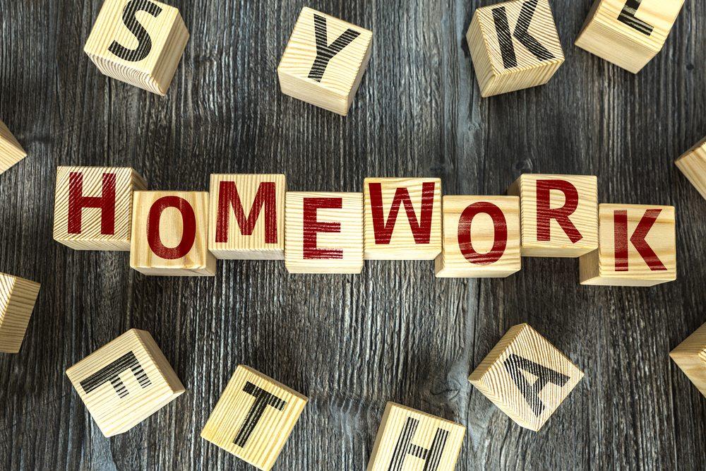Year 2 Homework Friday 16th October