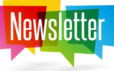Newsletter 16th October 2020