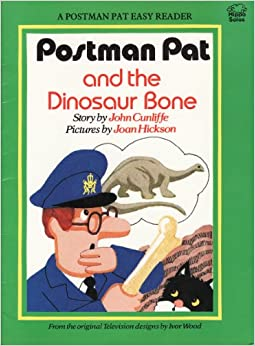 Talk 4 Writing Performance – Postman Pat and the Dinosaur Bone