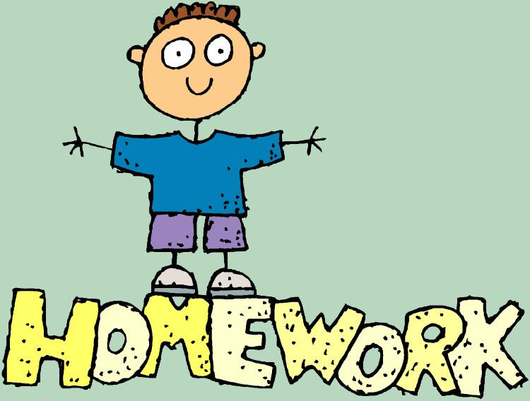 Year 2 Homework Friday 9th October