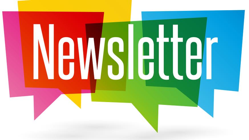 Newsletter 27th November 2020