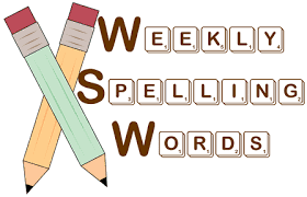 Spellings 07.12.20