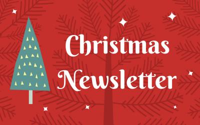 Christmas Newsletter 18th December 2020